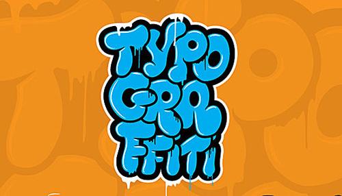 Typograffiti by Tagged