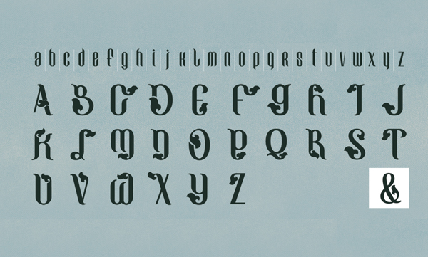 Grünwald Free Font