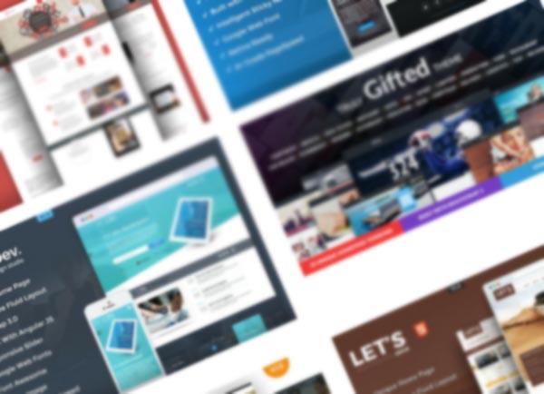 Amazing Responsive HTML5 WordPress Themes & Templates
