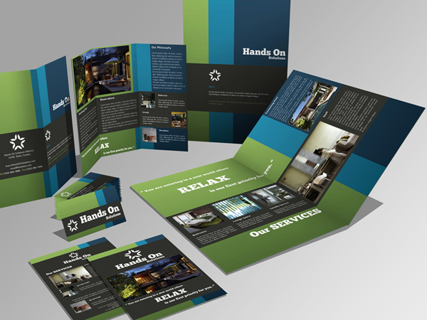 Trifold Brochure and Flyer Design