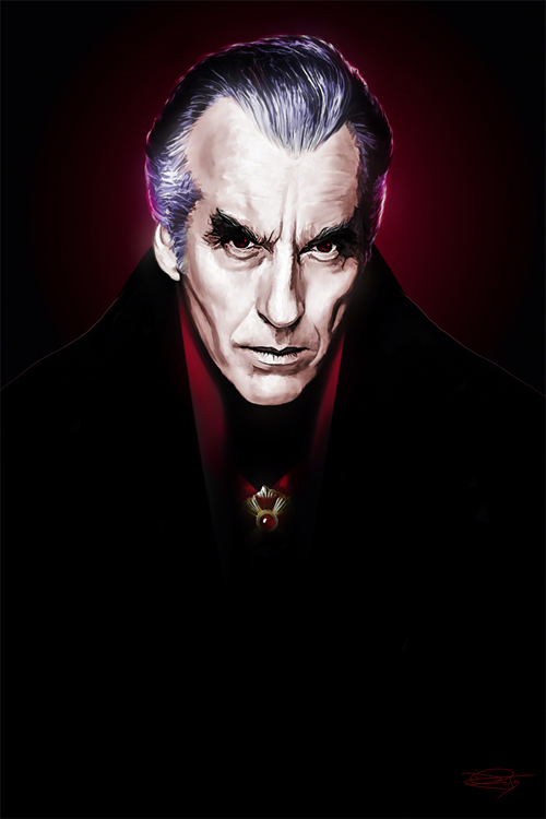 Dracula – Based on Christopher Lee