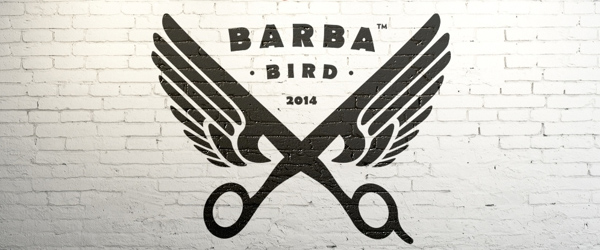 Barba Bird Identity by Dawid Cmok