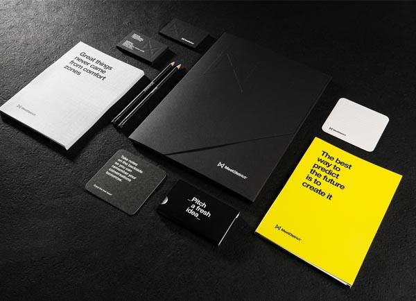 Fantastic Branding,Identity Logo Design Examples