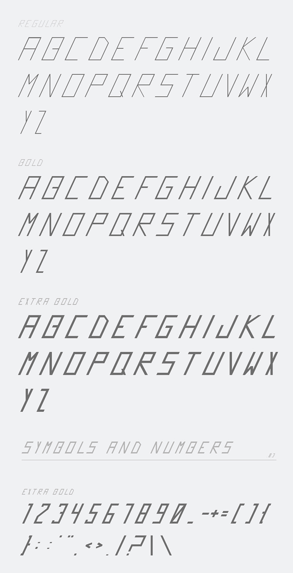 Futrista Two Free Font