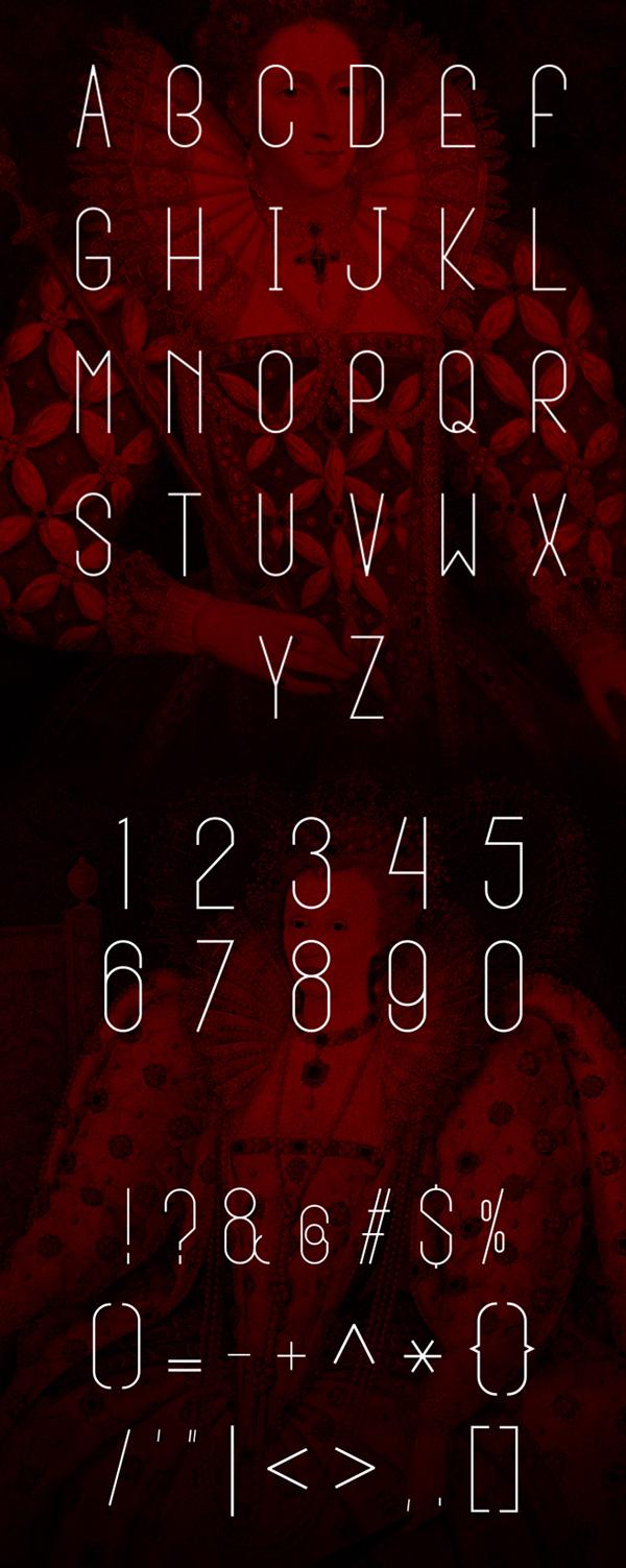 Queen Free Font