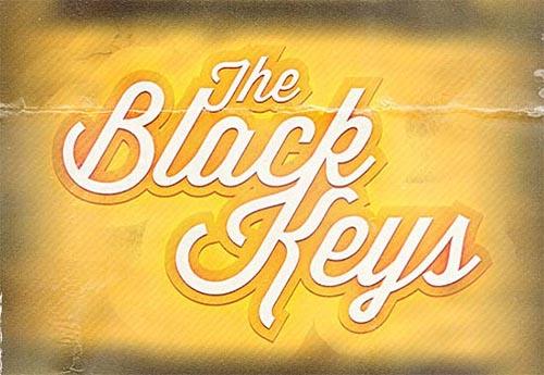 The Black Keys El Camino Poster