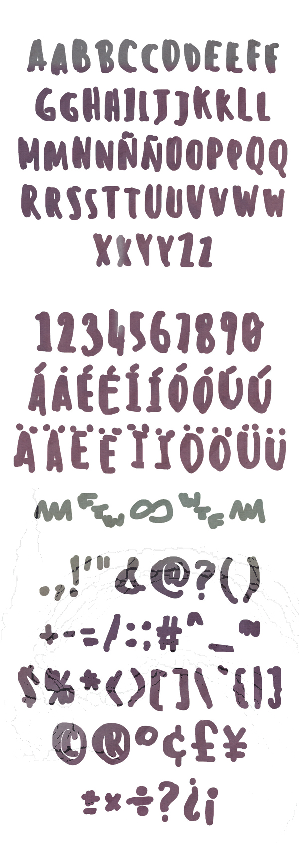 Sensei Free Font