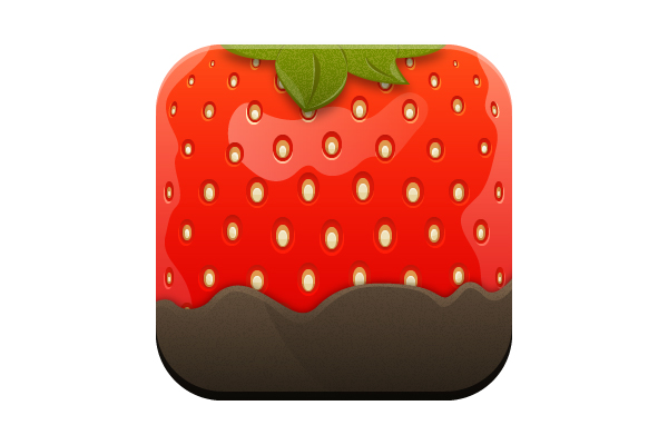 How to Create a Stylised Strawberry Icon in Adobe Illustrator