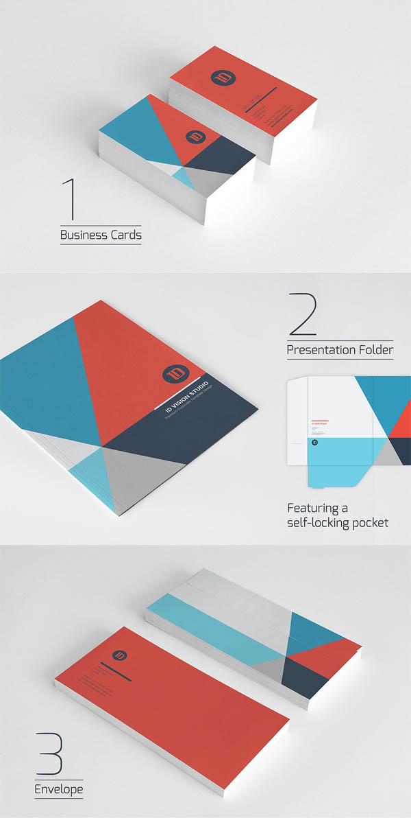 Stationery Corporate Identity 003