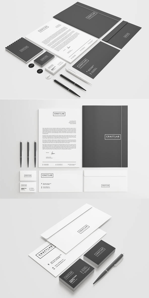 Corporate Stationery vol.2
