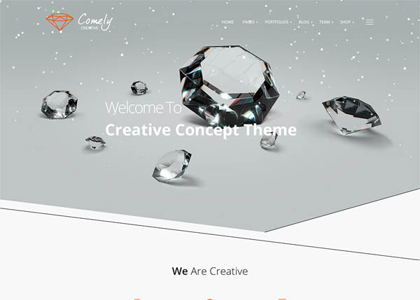 Comely by NWN-Themes