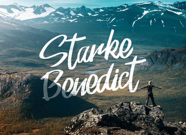 15 New Free Stylish Fonts for Designers