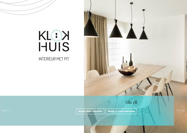 Klokhuis Interiors by nmg | lights the spark