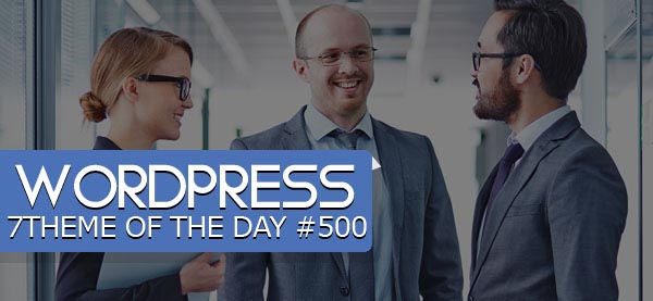 Striped : Multipurpose Business and Corporate Theme