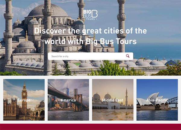 Big Bus Tours by BORN