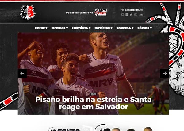 Santa Cruz Futebol Clube by Iwwa Agência Digital