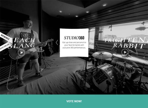 Studio 360 Video Series by CTP