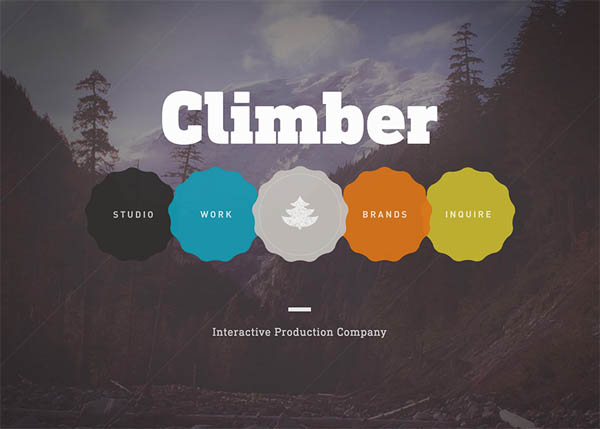 Climber Interactive by Ryan Hovland
