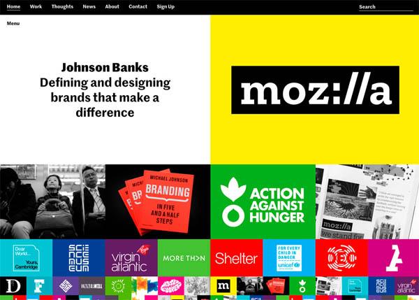 Johnson Banks by Johnson Banks