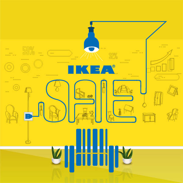 IKEA - SALE