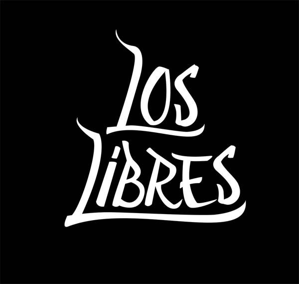 Los Libres Lettering