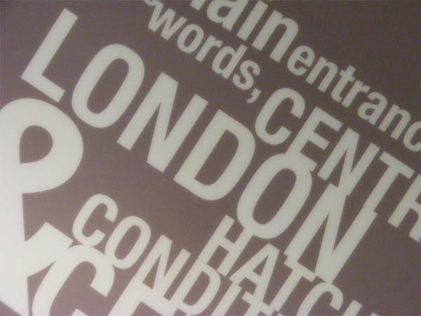 Zara Choudhry Typography