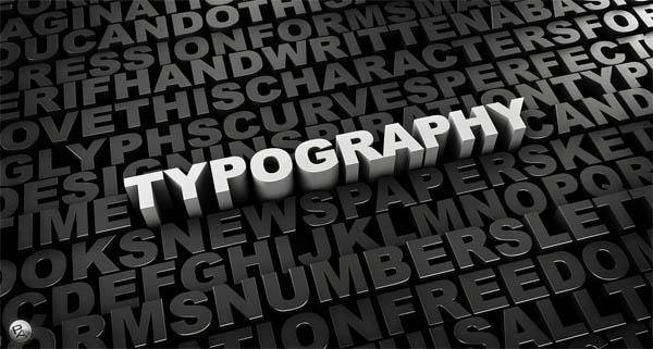 Pedro França Typography