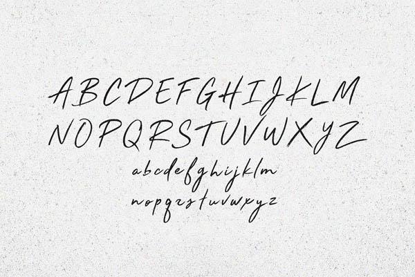 Stay Rad Font - 1