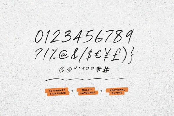 Stay Rad Font - 2