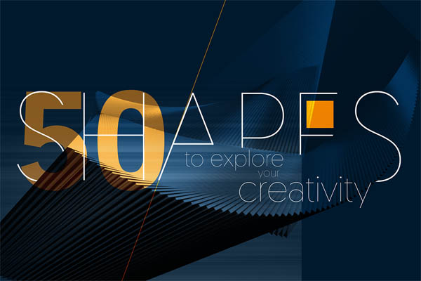 FREE Abstract 3D Shapes for download - 1