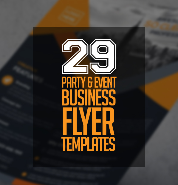 New Corporate Business Flyer Templates
