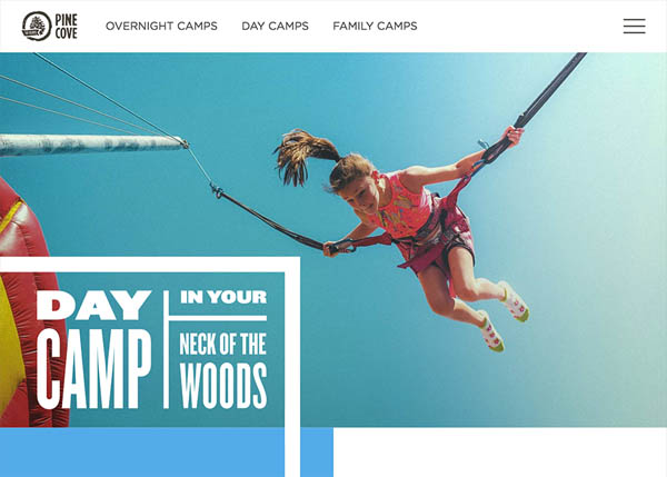 Pine Cove Camps by Pine Cove
