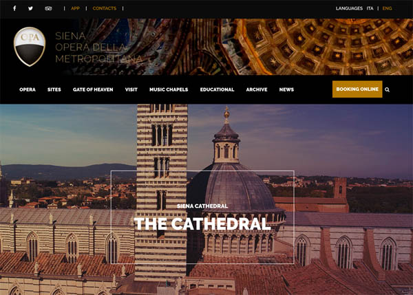 Italy, Il Duomo di Siena by Gag digital agency