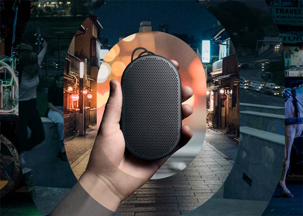 Beoplay P2 by B-Reel
