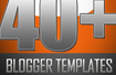 40+ Free Blogger XML Templates for Your Next Blog