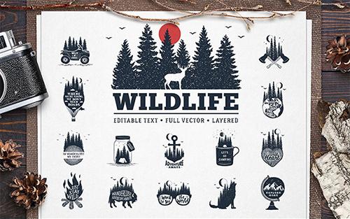 WildLife Exposure Badges