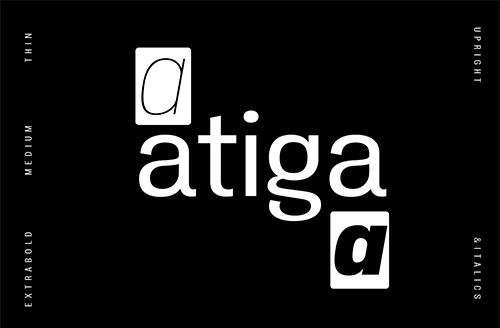 Weights + Italics Fonts