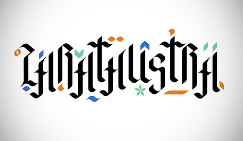 Zarathustra Family Sale Fonts