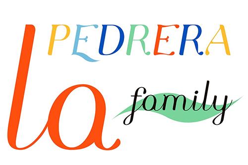 Stylish Pedrera Font