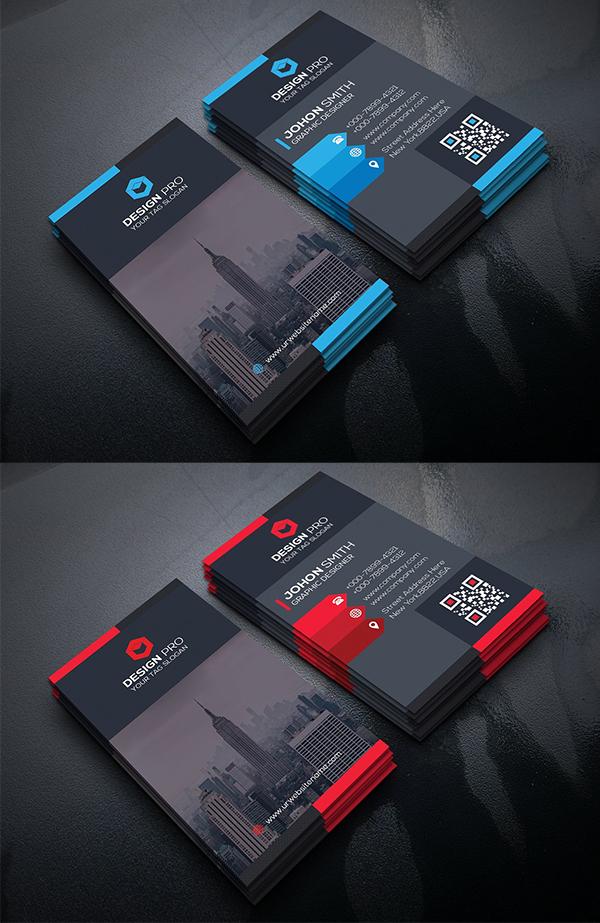 Stylish & Creative business card
