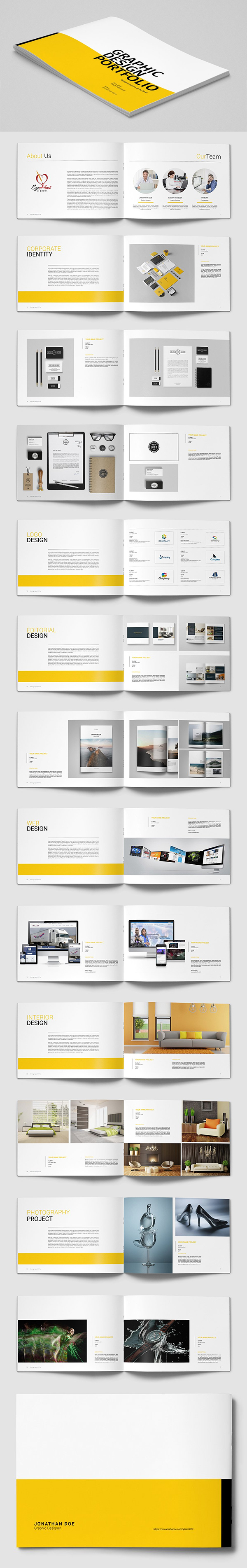 Best Business Brochure Templates