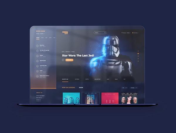 Creative Macbook Mockup