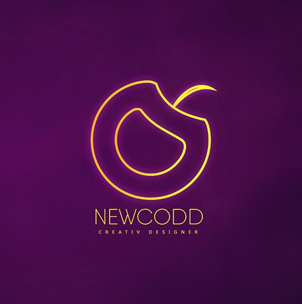 Newcodd Logo Design