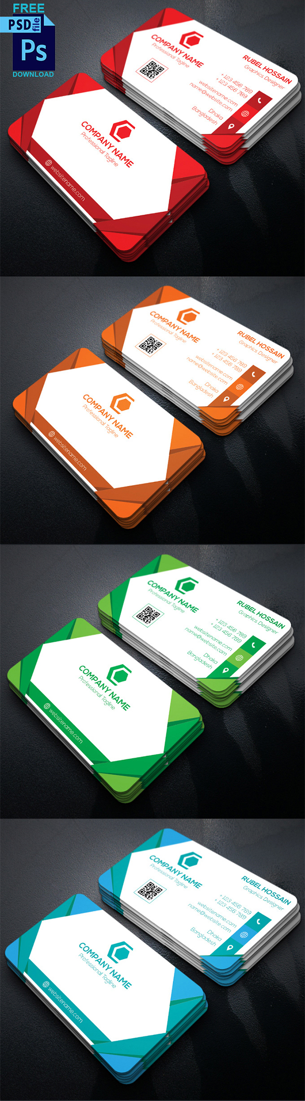 Amazing Business Card Free Download