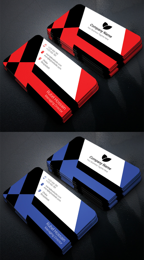 Awesome Business Card Free Download