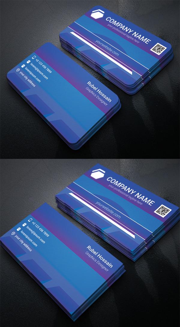 Elegant Business Card Free Download