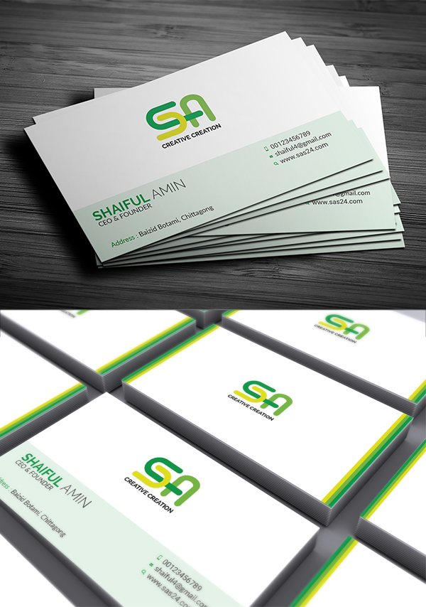 Creative Business Card Free