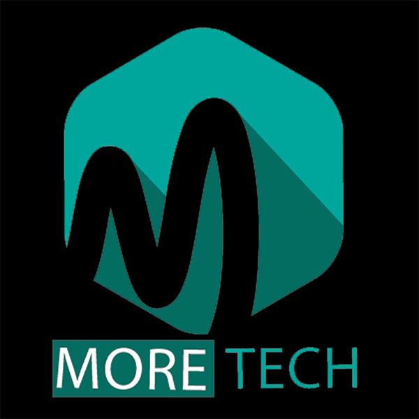 More Tech Logo Design