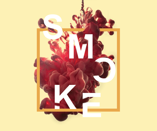 Smoke Logo Design