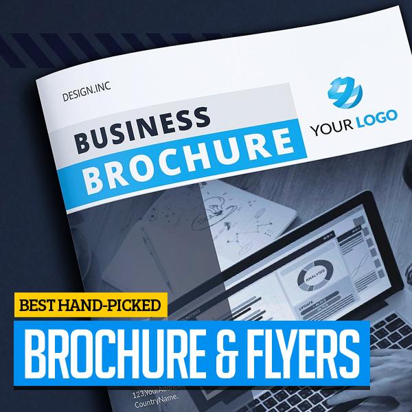 Creative MultiPurpose Brochure and Flyer Templates